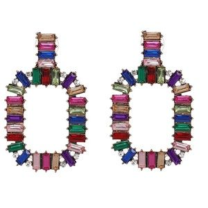 Jewelry - Multicolor drop earrings